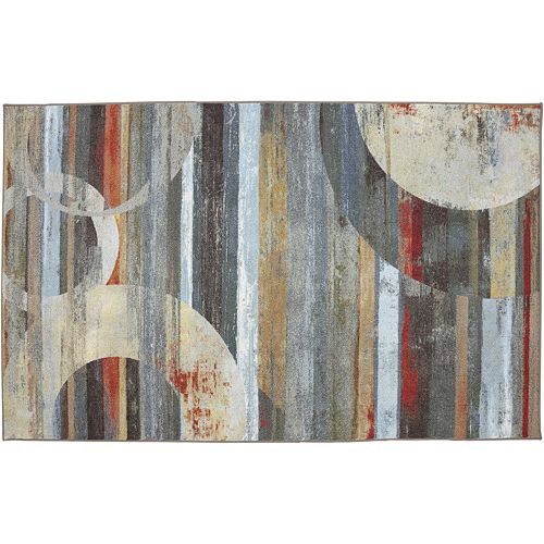 Mohawk® Home Concord Integrated Geo Light Abstract Rug