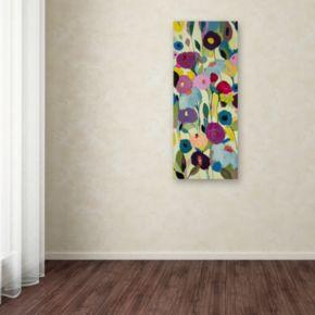 Trademark Fine Art Rising Toward the Sun Canvas Wall Art