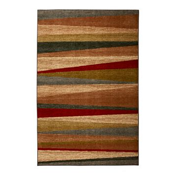 Mohawk® Home Mayan Sunset Striped Rug