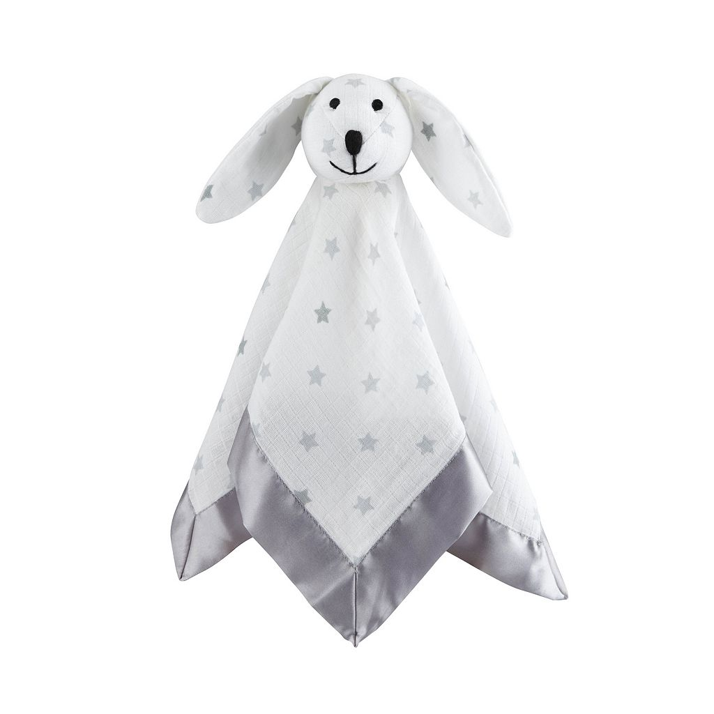 aden by aden + anais Lovey Bunny Muslin Security Blanket