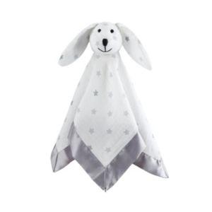aden by aden + anais Lovey Bunny Muslin Security Blanket