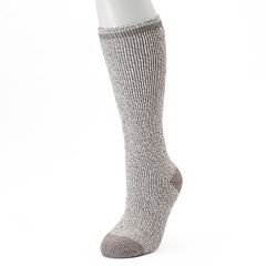 Women's Heat Holders Thermal Twist Knee-High Socks