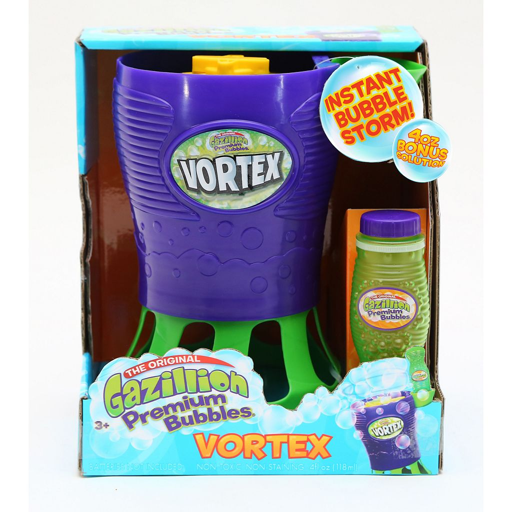 Gazillion Bubble Vortex Machine