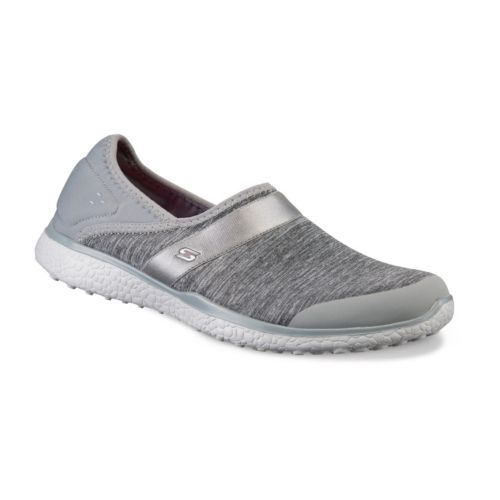 Skechers Microburst Greatness Women's Slip On Flats