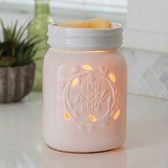 Candle Warmers Etc. Mason Jar Illumination Wax Melt Warmer