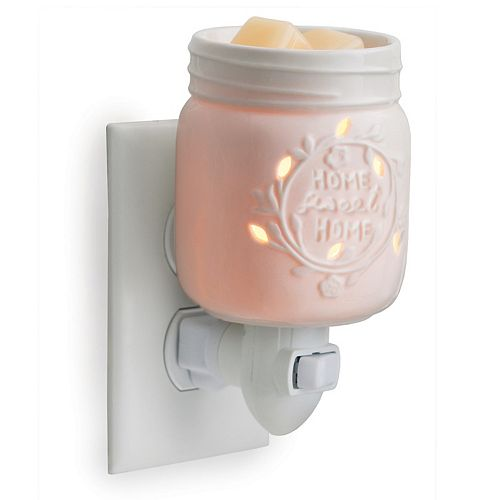Candle Warmers Etc. Mason Jar Outlet Wax Melt Warmer