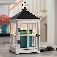 Candle Warmers Etc. Weathered Candle Warmer Lantern