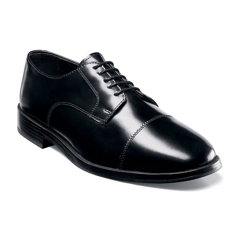 Nunn Bush Maddox Wide Dress Shoes - Men