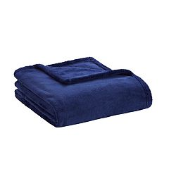 Intelligent Design Oversized Microlight Plush Throw