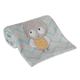 Happi by Dena Night Owl Blanket by Lambs & Ivy