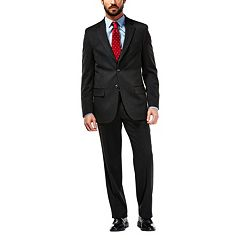 Big & Tall Haggar Travel Classic-Fit Performance Suit Jacket