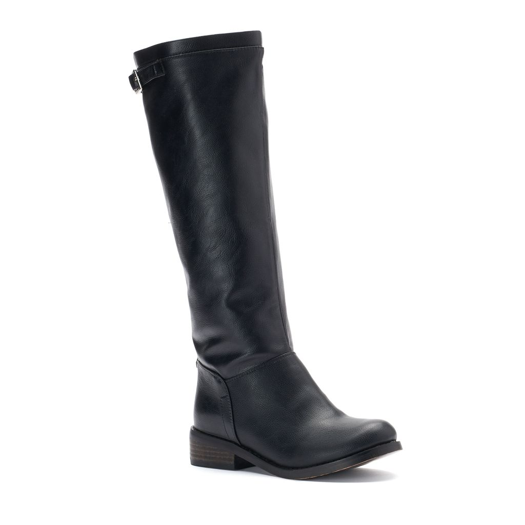 NYLA Legacy Women's Knee High Riding Boots
