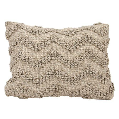 Joseph Abboud Loop Chevron Oblong Throw Pillow