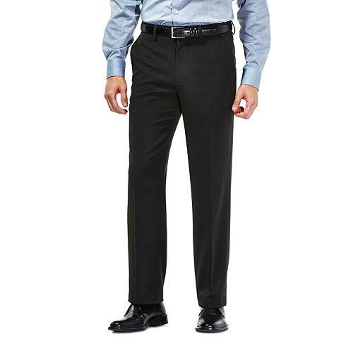 Big & Tall Haggar Travel Classic-Fit Performance Suit Pants