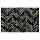 Kaleen Montage Chevron Wool Rug