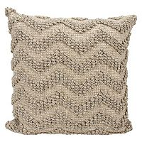 Mina Victory Loop Chevron Throw Pillow