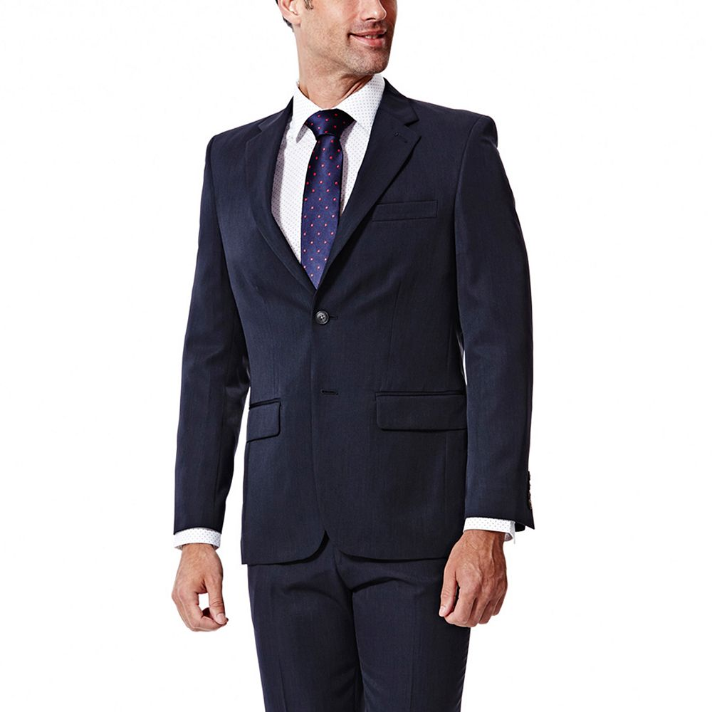 Haggar® Travel Performance Tailored-Fit Suit Jacket