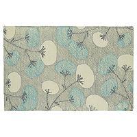 Kaleen Montage Dandelion Floral Wool Rug