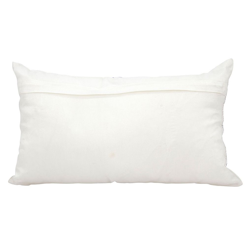 Kathy Ireland Heart Beat Throw Pillow