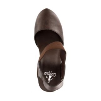 Corkys Timeout Women's Wedge Heels