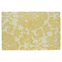 Kaleen Montage Floral Wool Rug