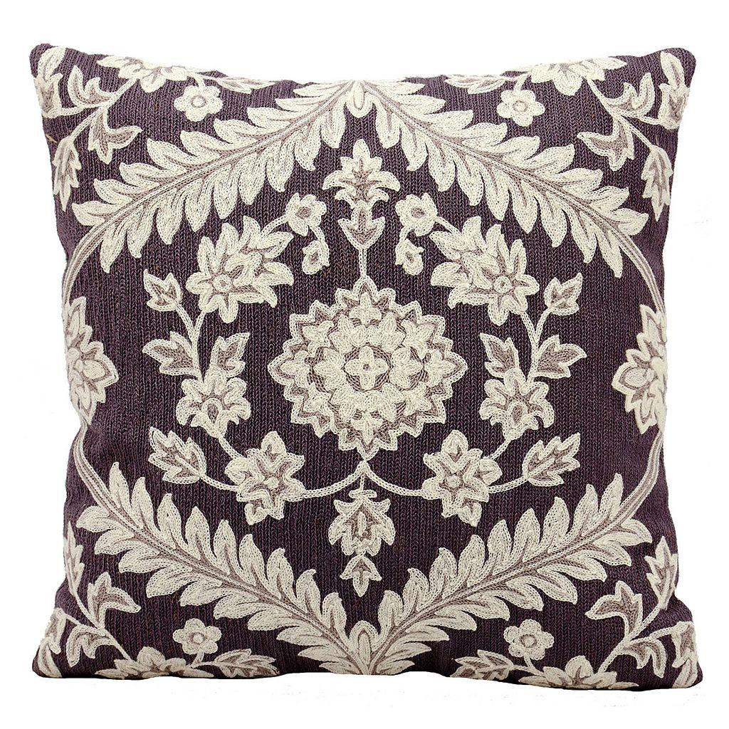 Kathy Ireland Dynasty Throw Pillow