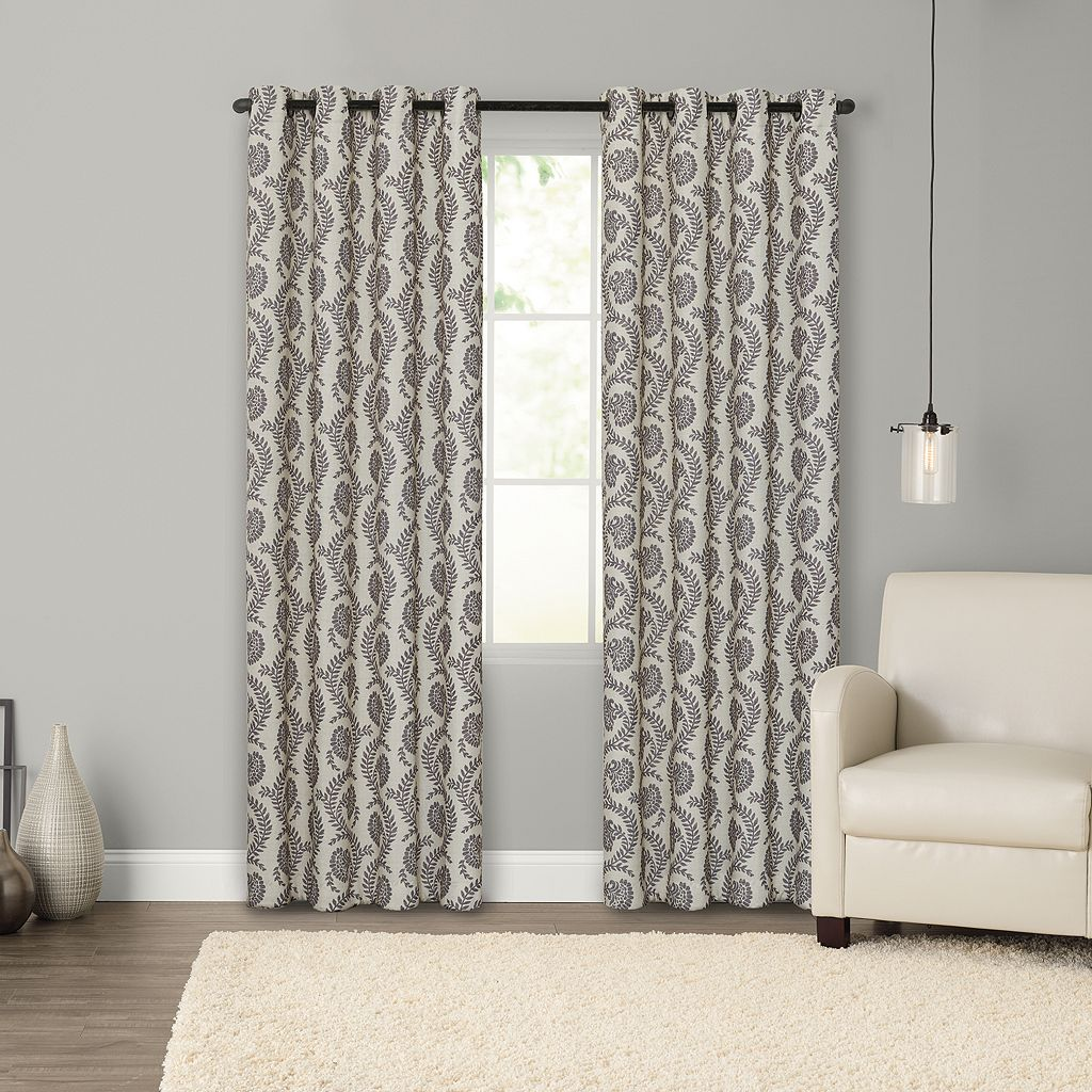 SONOMA Goods for Life™ Pembrook Blackout Curtain