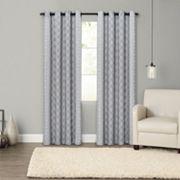 SONOMA Goods for Life™ Handkerchief Border Blackout Window Curtain