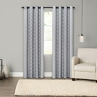 SONOMA Goods for Life™ Handkerchief Border Blackout Window Curtain