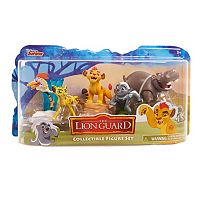 Disney's Just Play The Lion Guard Figure Set