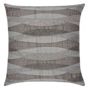 Mina Victory Luminescence Geometric Infinity Throw Pillow