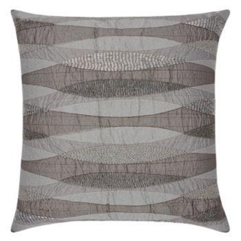 Mina Victory Luminescence Geometric Infinity Throw Pillow