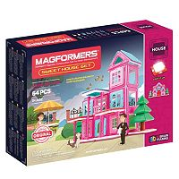 Magformers 64 pc Sweet House Set