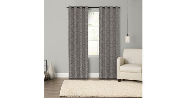 Sonoma Goods For Life Pembrook Woven Blackout Curtain
