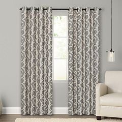 SONOMA Goods for Life™ Pembrook Woven Blackout Window Curtain