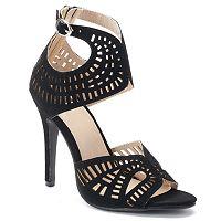 NYLA Shion Women's High Heel Sandals