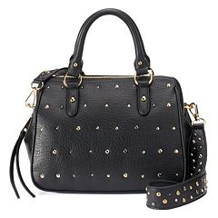 Juicy Couture India Stud Small Satchel by