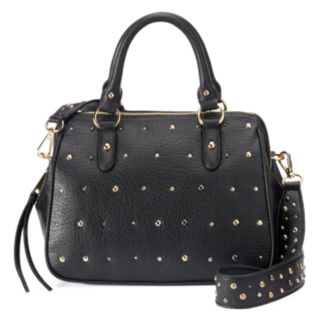Juicy Couture India Stud Small Satchel
