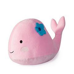 Lambs & Ivy Splish Splash Plush Roxy the Whale