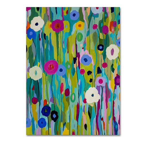 Trademark Fine Art Verdant Canvas Wall Art