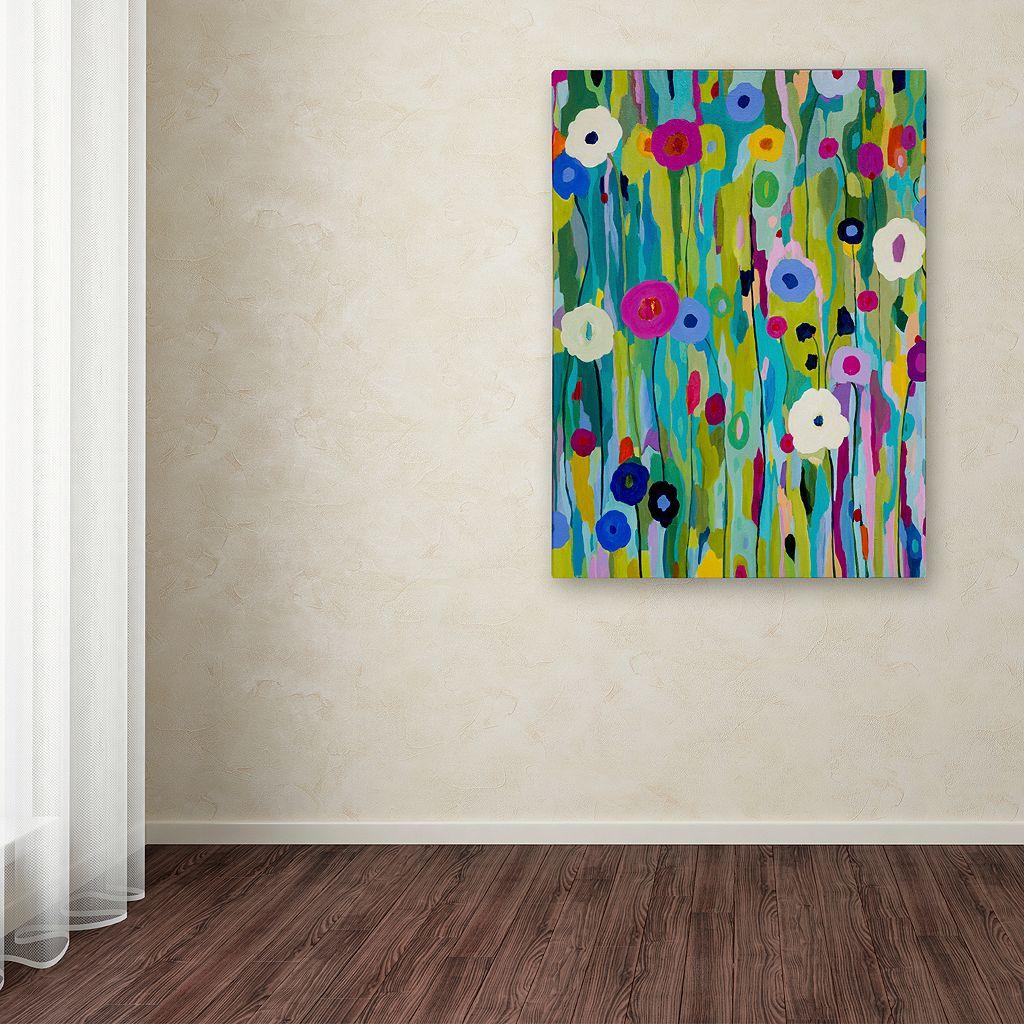Trademark Fine Art Verdant Canvas Wall Art
