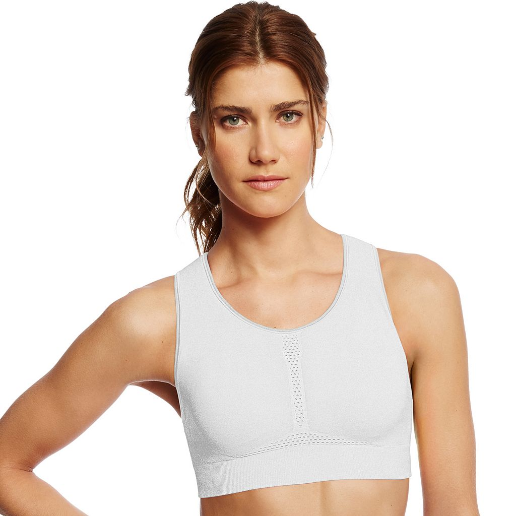 Champion Bras: Infinity Shape Medium-Impact Sports Bra B0826