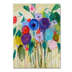 Trademark Fine Art Cest La Vie Canvas Wall Art