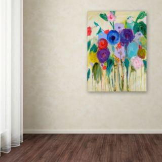 Trademark Fine Art Cest La Vie Canvas Wall Art