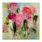 Trademark Fine Art Entre Nous Canvas Wall Art
