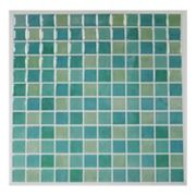 RoomMates Blue Mosaic StickTILES Wall Decal 4 pc Set