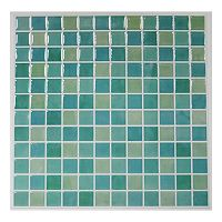 RoomMates Blue Mosaic StickTILES Wall Decal 4-piece Set