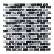 RoomMates Traditional Faux Marble StickTILES Wall Decal 4 pc Set