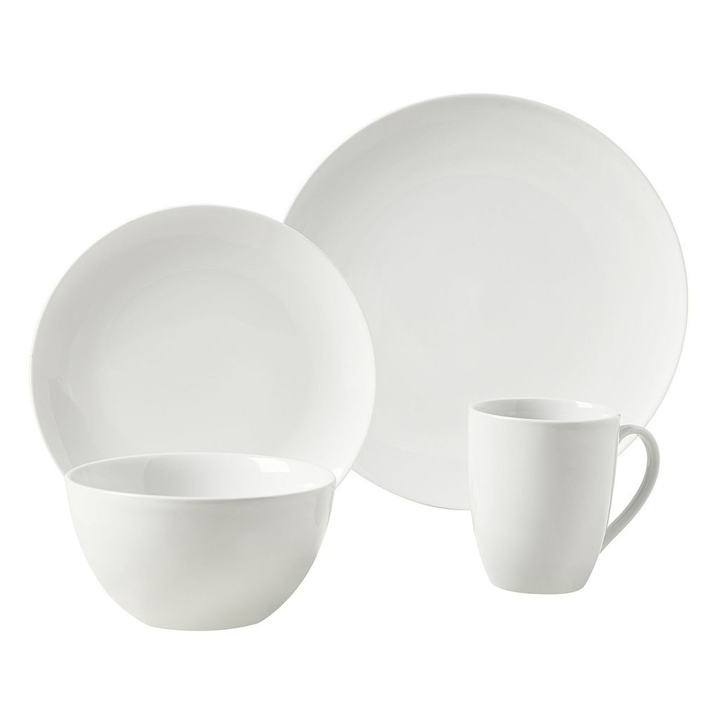 Gallery Adams 16-pc. Round Coupe Dinnerware Set