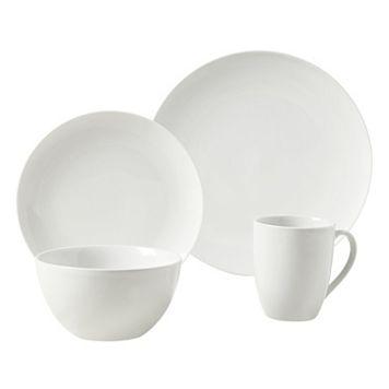 Gallery Adams 16-pc. Round Coupe Dinnerware Set